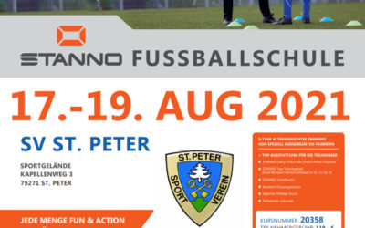 Fußballcamp | STANNO Fußballschule