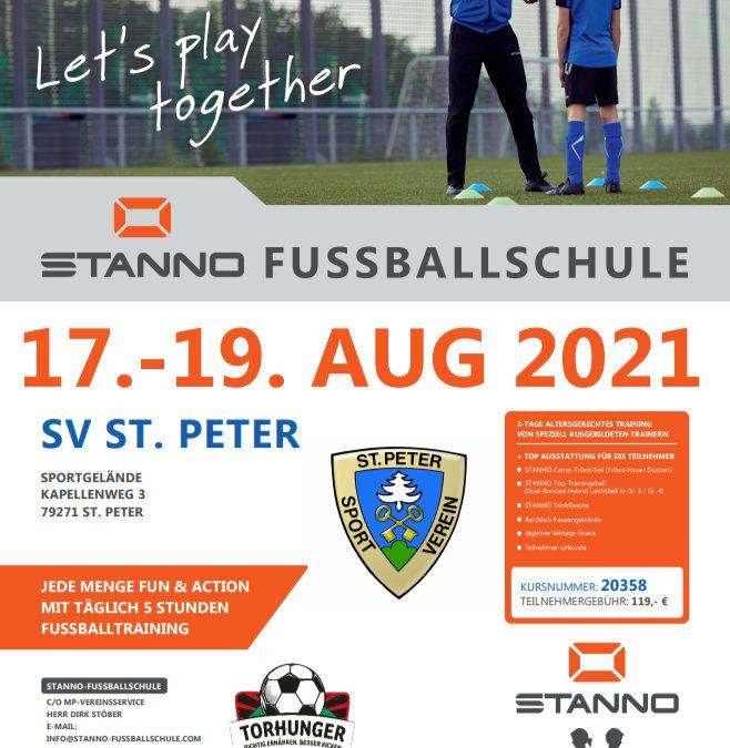 Fußballcamp| STANNO Fußballschule